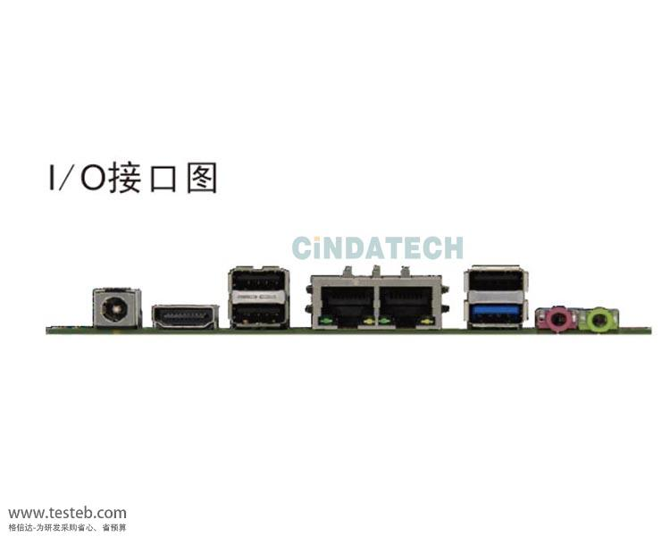 C-i4A01 嵌入式主板工控板卡