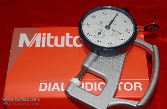 mitutoyo-7301 厚度计/测厚规
