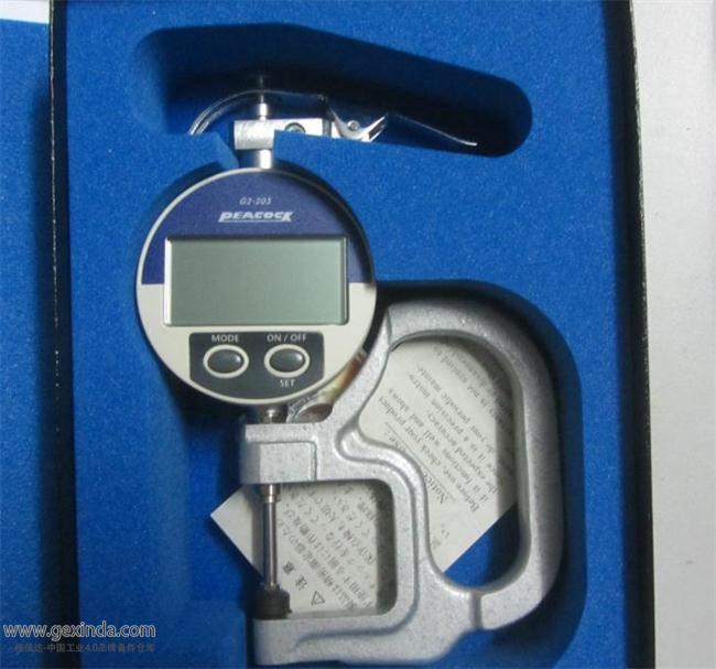 G2-205 厚度计/测厚规