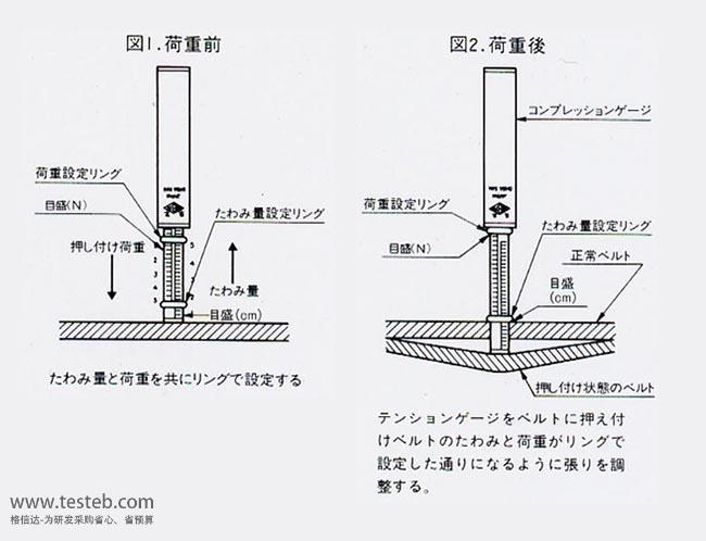 OB-200G 弹簧秤/拉力棒