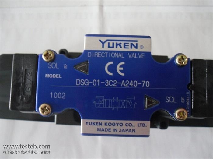 dsg-01-3c2-a240-70 电磁阀