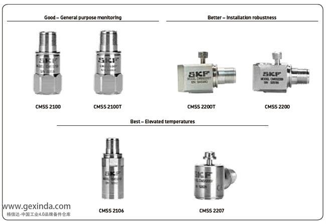 CMPT2323T 振动传感器