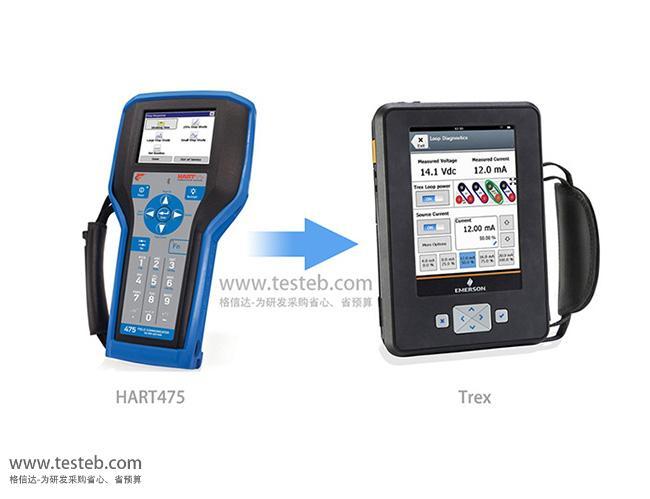 TREXCHPKLWS3S HART475手操器