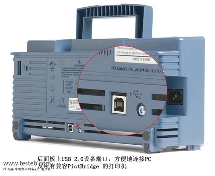 tbs1102b 数字示波器