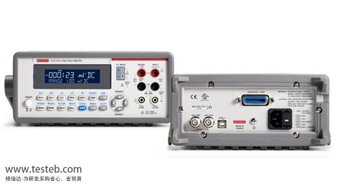 Agilent-34401A 台式万用表