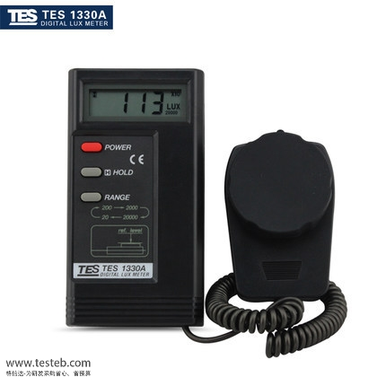 tes-1330a 辐照计/照度计