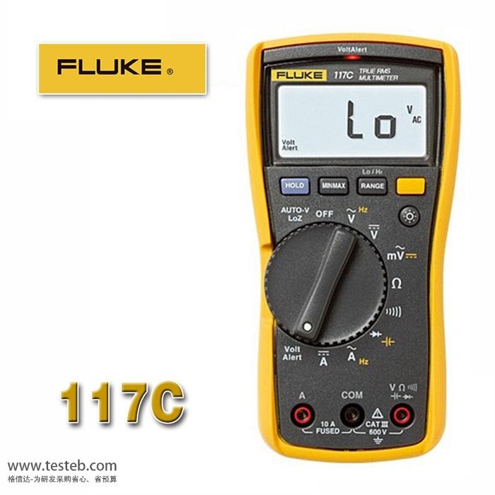 fluke117c 数字万用表
