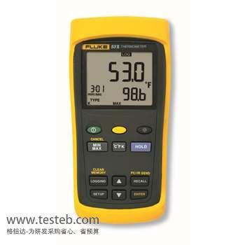 FLUKE-53-2 数字温度计
