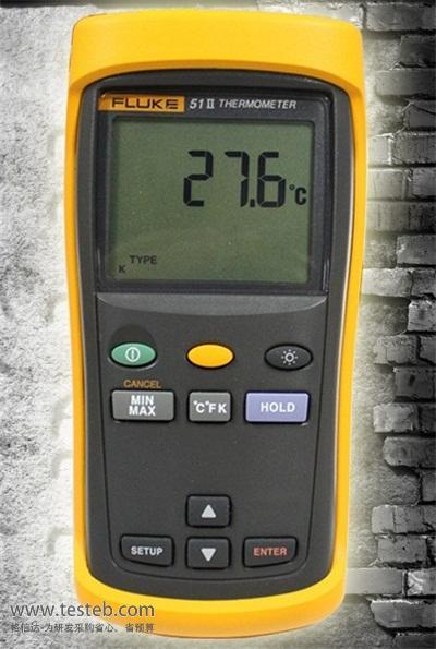 Fluke51-2 数字温度计