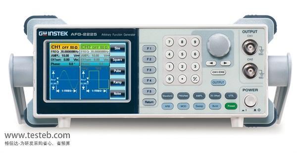 AFG-2225 函数信号发生器