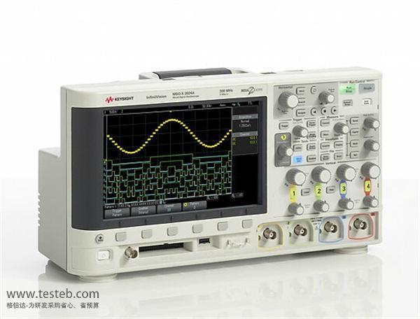 DSOX2024A 数字示波器