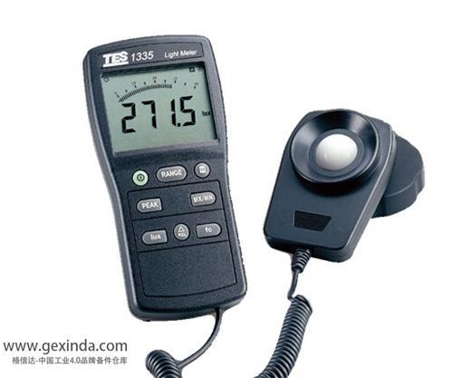 TES-1335 辐照计/照度计