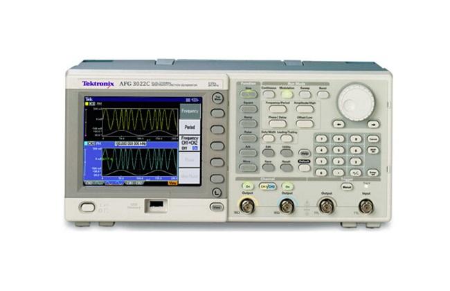 AFG-3022C 函数信号发生器