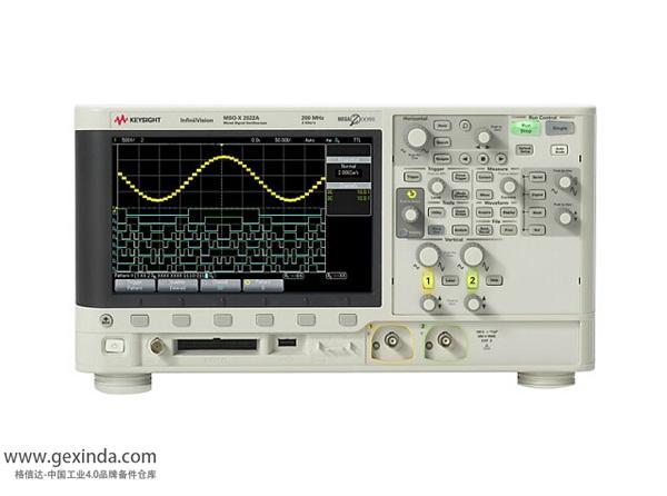 MSOX2022A 数字示波器