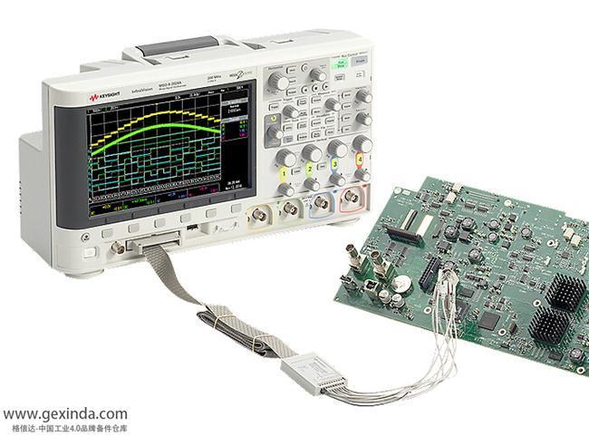 DSOX2012A 数字示波器
