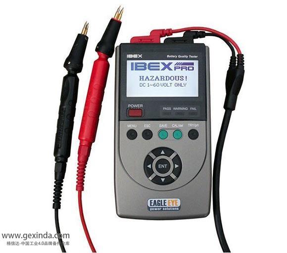 IBEX-1000EX 电池内阻测试仪
