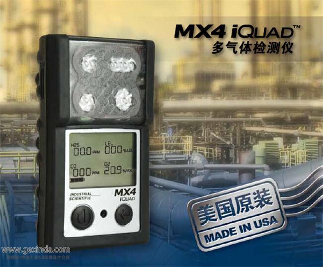 MX4 气体检测仪