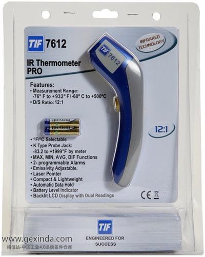 TIF7612 便携式测温枪