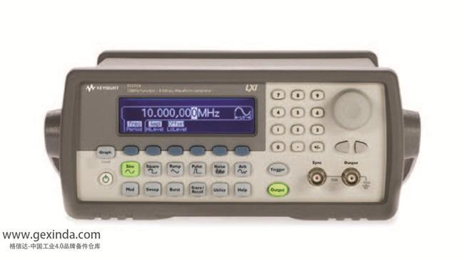 33210A 函数信号发生器