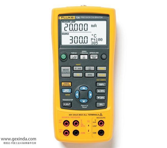 F726 过程信号校验仪