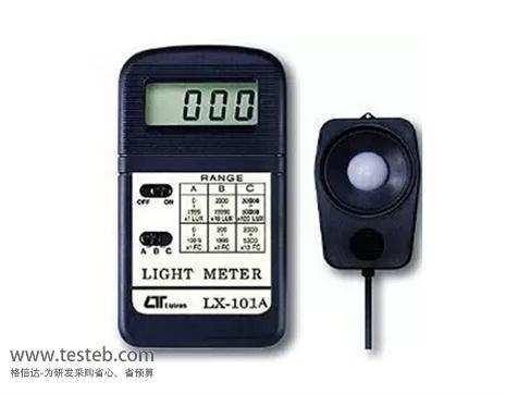 LX-101A 辐照计/照度计