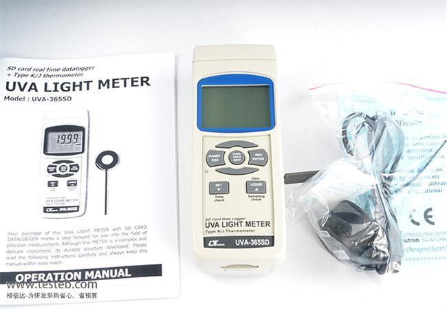 UVA-365SD 辐照计/照度计
