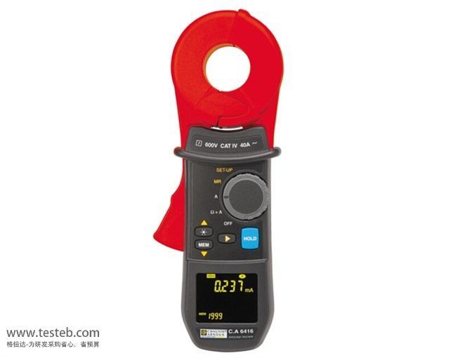 CA6416 钳形电流表