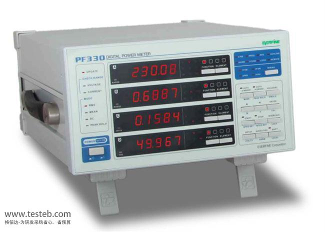 PF330 数字功率计