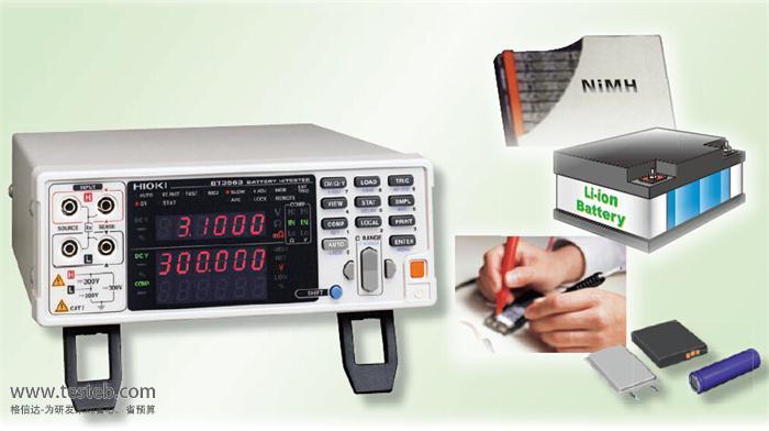 BT3562 电池内阻测试仪