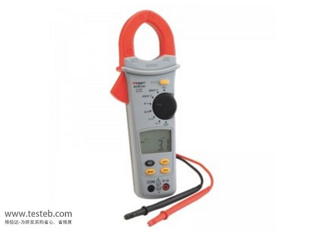 DCM340 钳形电流表