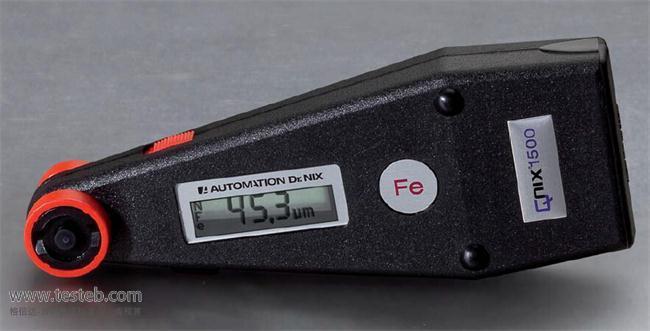 QNix1500 漆膜测厚仪