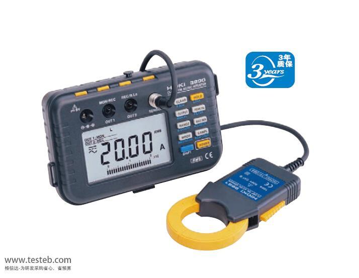 HIOKI3290 钳形电流表