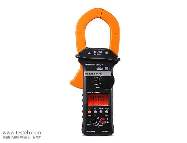 U1211A 钳形电流表
