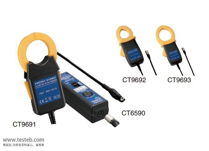 CT9691 钳形电流表