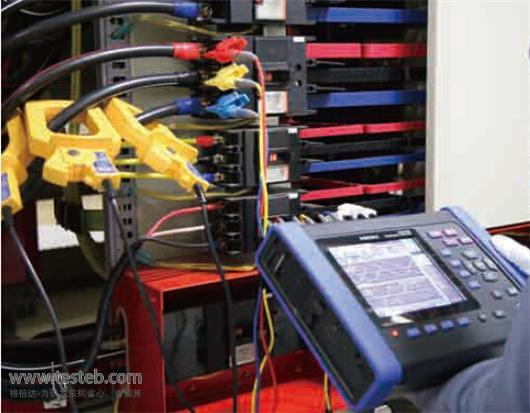 PW3198 电能质量分析仪