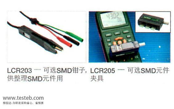 LCR200 LCR电桥测试仪