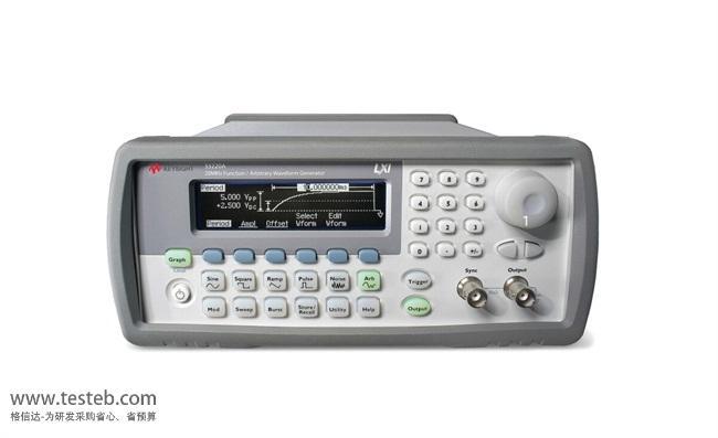 33220A 函数信号发生器
