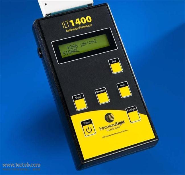 ILT1400 辐照计/照度计