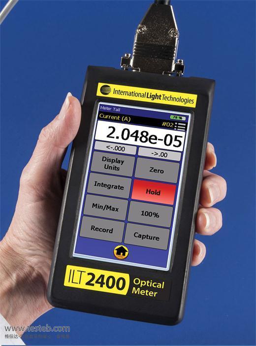 ILT2400 辐照计/照度计
