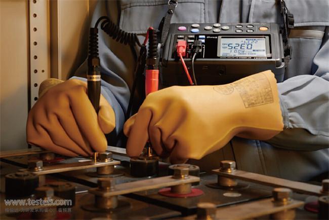 BT3554 电池内阻测试仪