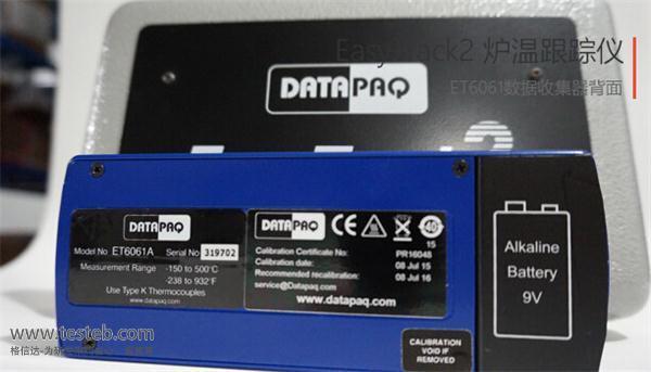 ET6061A 炉温跟踪仪