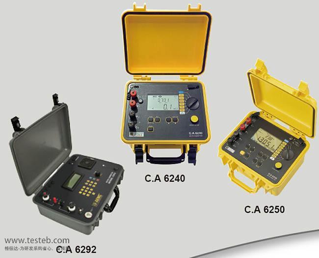 CA6292 微欧计
