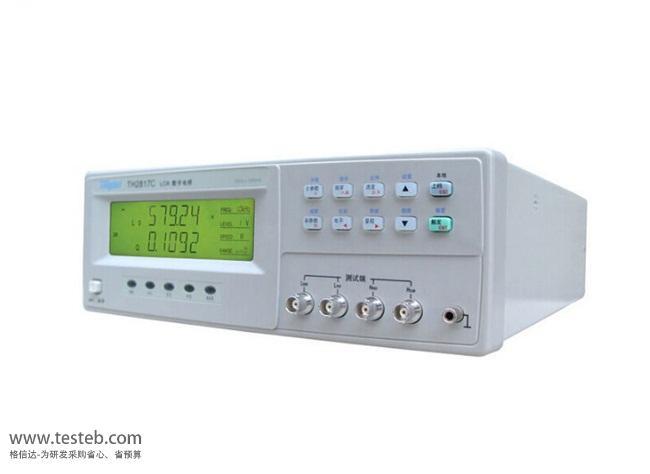 TH2817C LCR电桥测试仪
