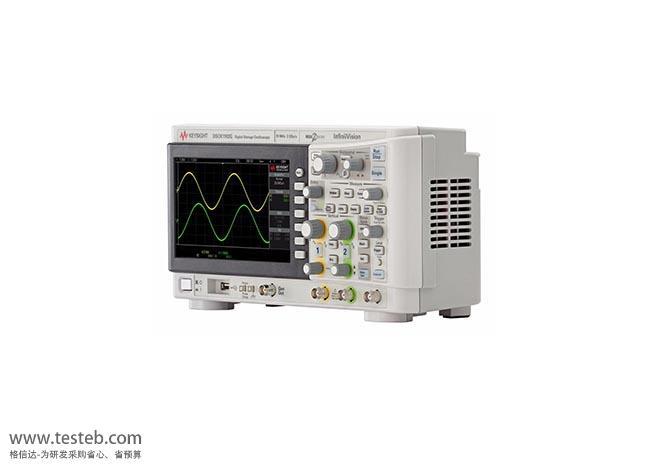 DSOX1102G 数字示波器
