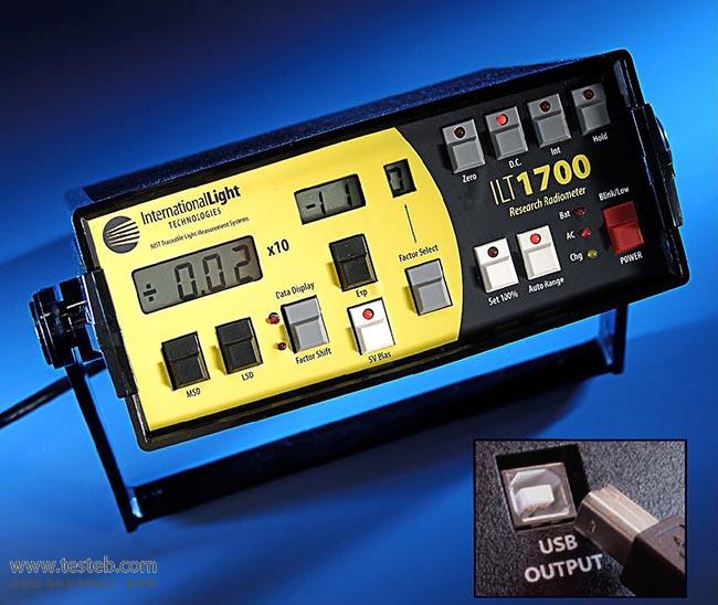 ILT1700 辐照计/照度计
