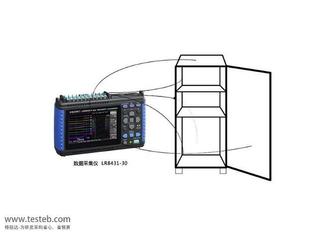 LR8431-30 数据采集器