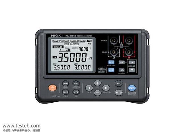 RM3548 微欧计