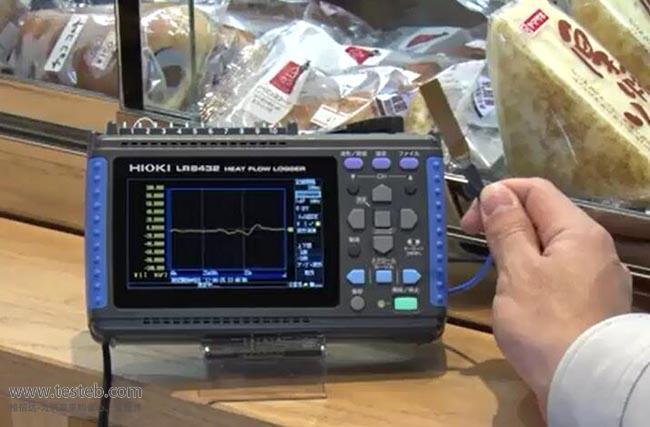 LR8432-30 数据采集器