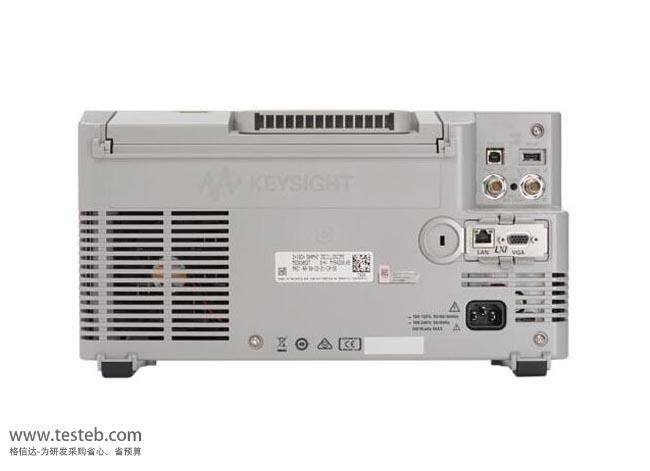 DSOX3014T 数字示波器