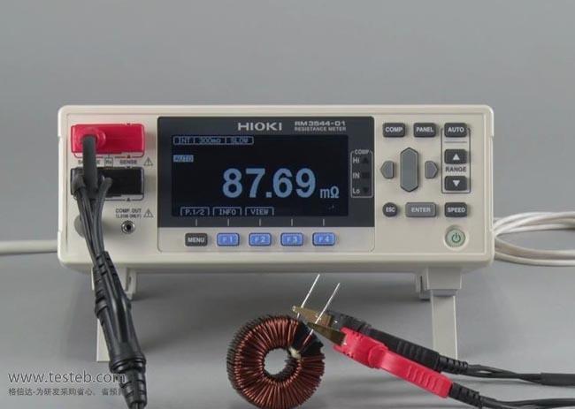 RM3544-01 微欧计